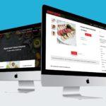 Разработка сайта службы доставки здорового питания «ЕВРОПА СМАРТФУД»